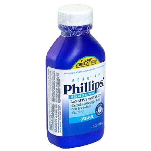 Bayer Phillips Milk of Magnesia Laxative