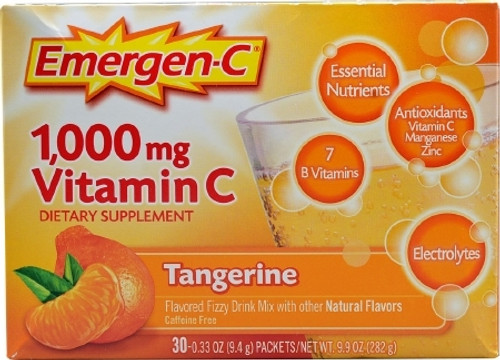 Moore Medical Emergen-C Vitamin C Supplement