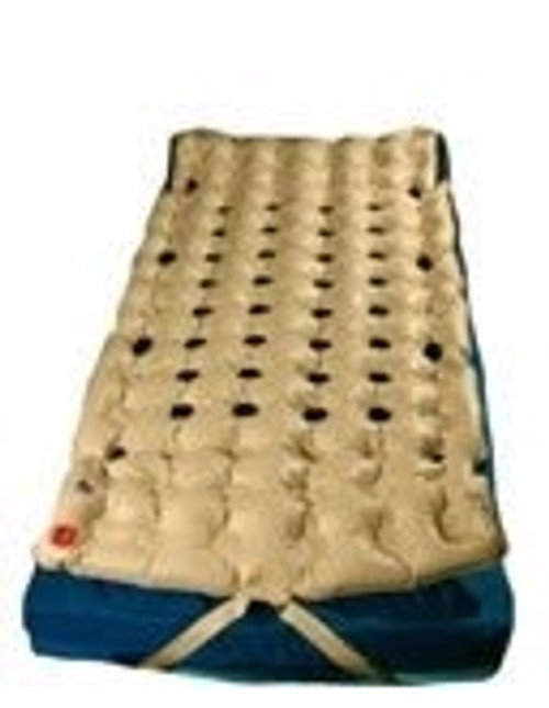 Air Cushion Overlay With Static Pump Waffle