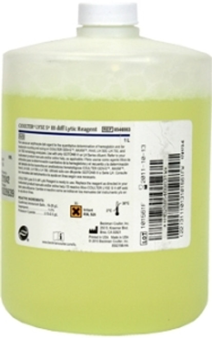 Beckman Coulter Coulter Lytic Reagent