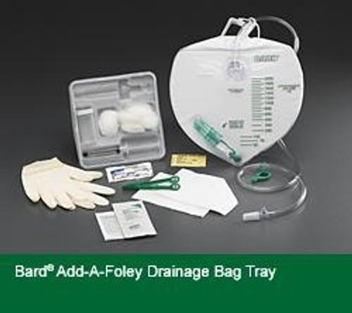 Bard Catheter Insertion Tray 2