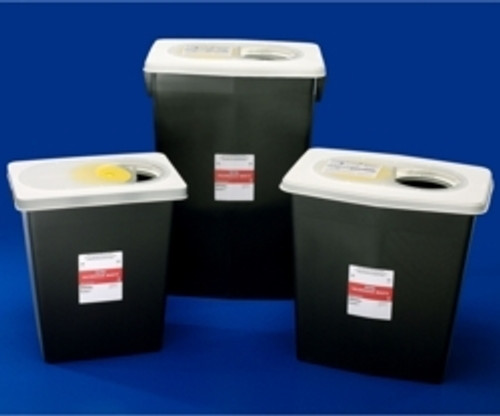 Covidien Pharmaceutical Waste Container