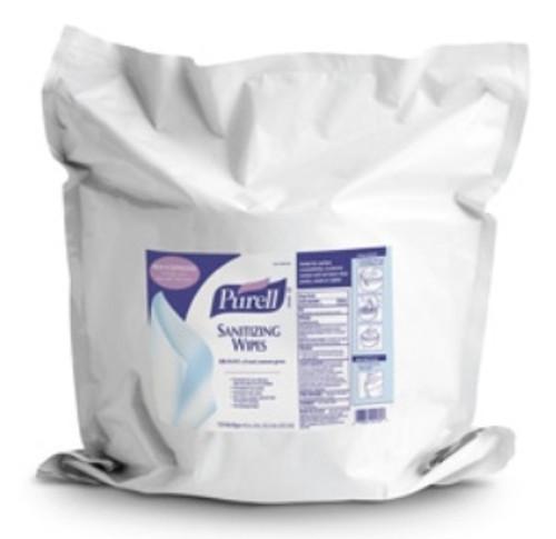 GOJO Purell Sanitizing Skin Wipe 6