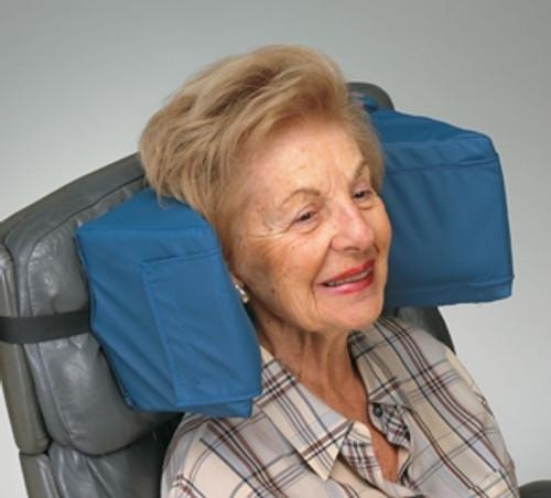 Adjustable Head Positioner with Gel Pack