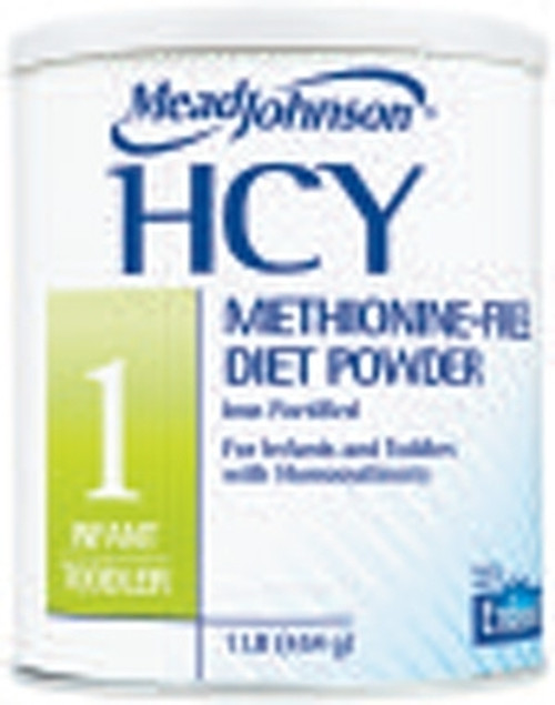 Mead Johnson HCY Pediatric Oral Supplement