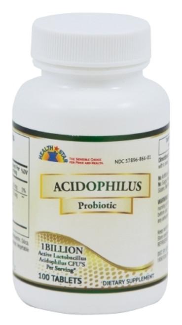 Geri-Care Health Star Probiotic Dietary Supplement