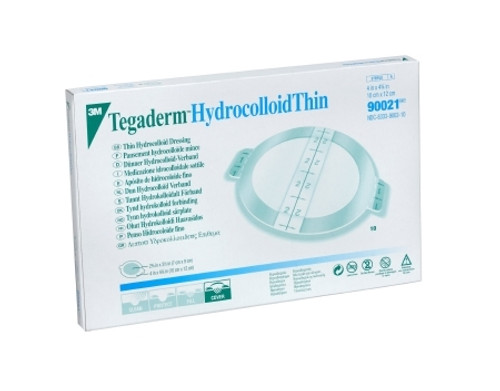 3M Tegaderm Thin Hydrocolloid Dressing