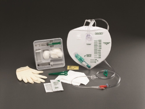 Bard Bardex Indwelling Catheter Tray 2