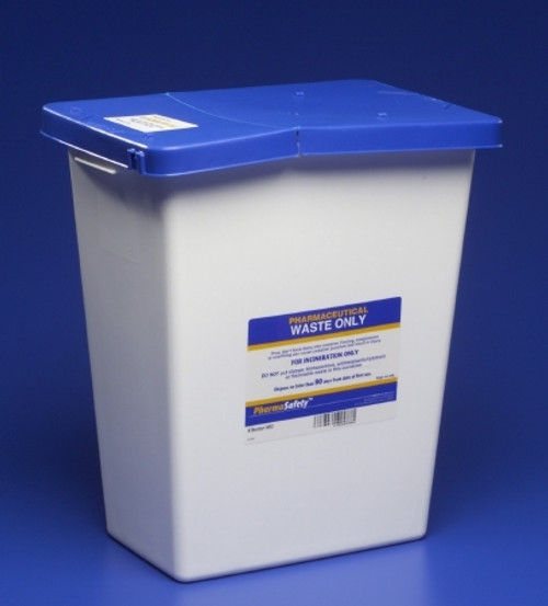 Covidien PharmaSafety Pharmaceutical Waste Container 1