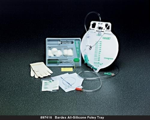 Bard Indwelling Catheter Tray