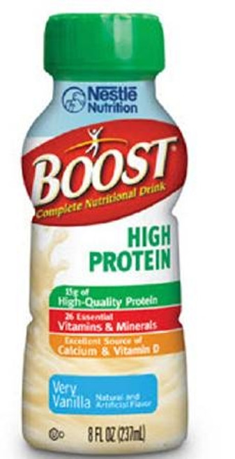 High Protein Oral Supplement, Boost - 8 oz.