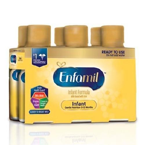 Infant Formula Enfamil Infant Bottle