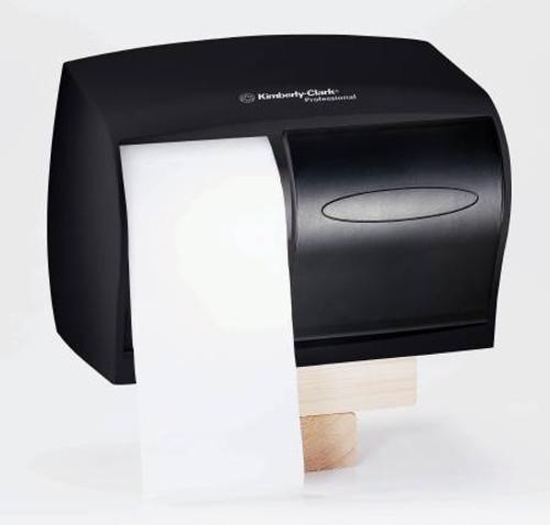Tissue Dispenser Wall Mount, Insight - Two Rolls