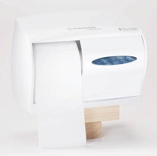 Tissue Dispenser Wall Mount, Microban