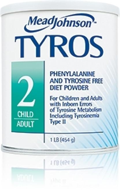 Mead Johnson Tyros 2 Tyrosinemia Oral Supplement