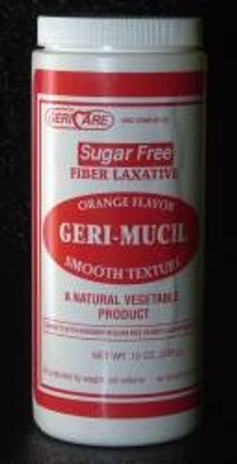 Geri-Mucil Sugar-Free, Orange-Flavor :ed Powder