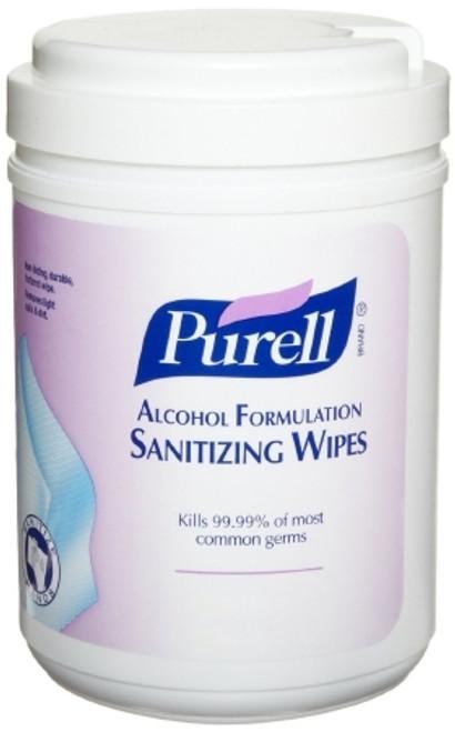 GOJO Purell Sanitizing Skin Wipe 2