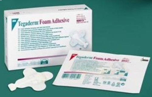 3M Tegaderm Adhesive Wrap Foam Dressing