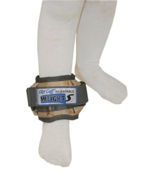 CanDo Adjustable Ankle Weight