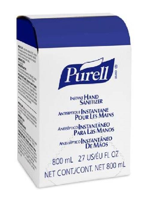 Hand Sanitizer Purell Alcohol (Ethyl) Gel Bag-in-Box