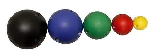 Instability Balls For MVP and Multi Axial Plaform Systems