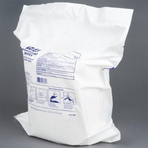 GOJO Purell Sanitizing Skin Wipe 4
