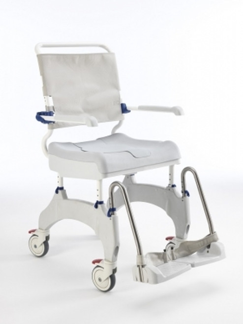 """ERGO Shower Chair with 5"""" Casters"""