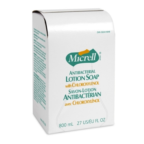 Antibacterial Soap Micrell Liquid Citrus Scent