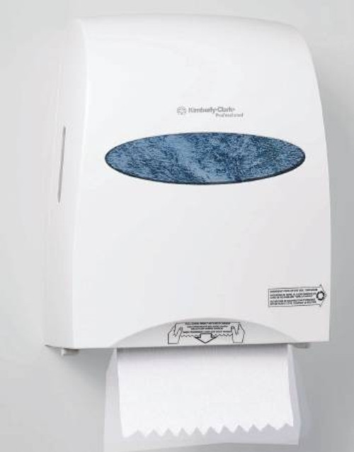 Microban Towel Dispenser w/ Window, Sanitouch