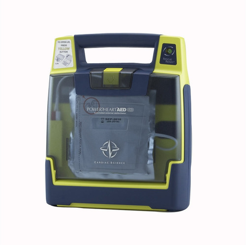 PowerHeart AED G3 Plus Defibrillator Mini Kit