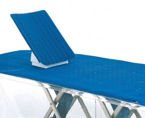 Reclining Straight Back Support For Water Powered Bathlifts