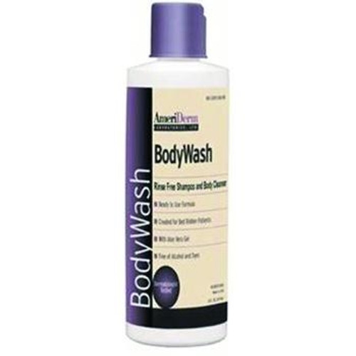 bodywash rinse free shampoo and body cleanser