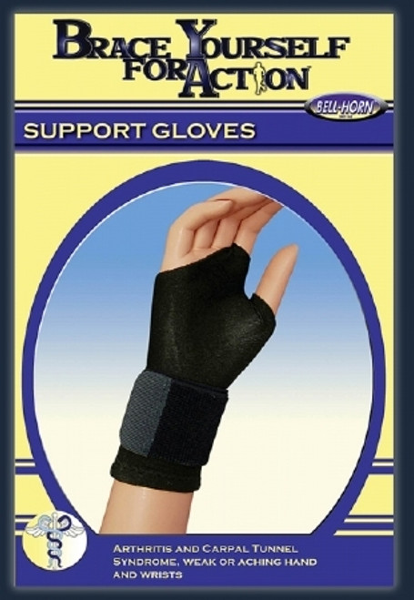 Support Glove Brace Yourself for Action