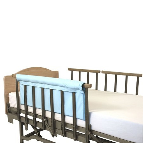 Half-Rail Bed Pad For Cushioned Top Vinyl Bed