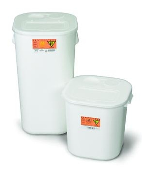 Chemotherapy Sharps Container 1