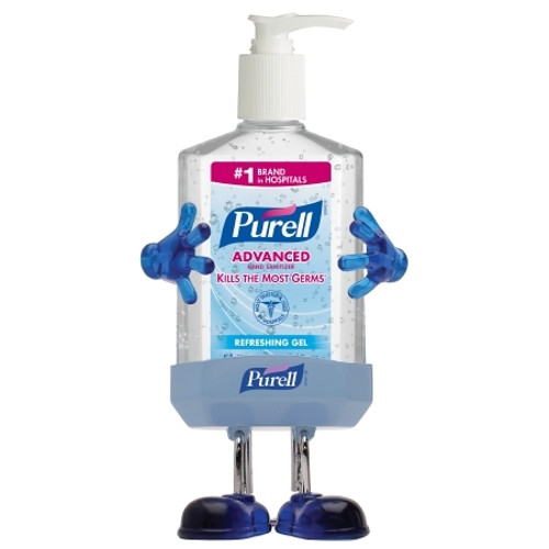 Hand Sanitizer Purell Pal Alcohol (Ethyl) with Holder