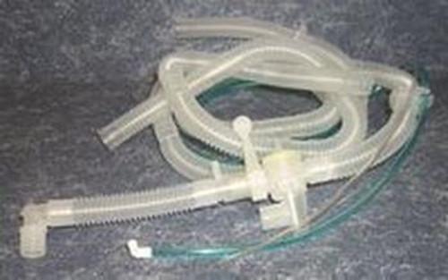 single limb heated ventilator circuit