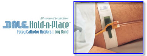 Dale Hold-n-Place Foley Catheter Holders