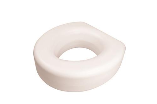 Molded Raised Toilet Seat
