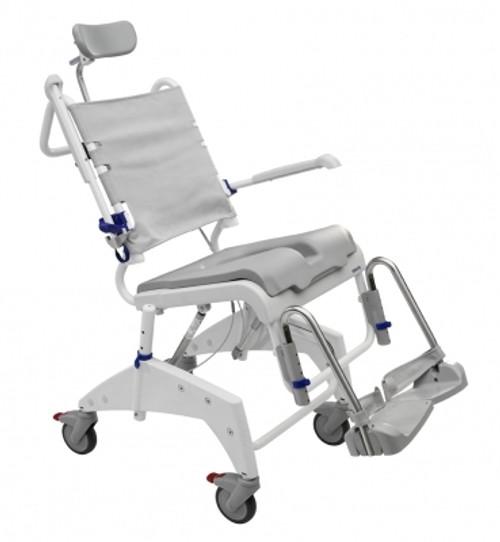OceanVIP Tilt-in-Space Shower Commode Chair