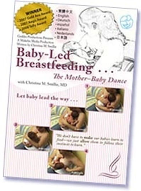 Baby-Led Breastfeeding - The Mother Baby Dance