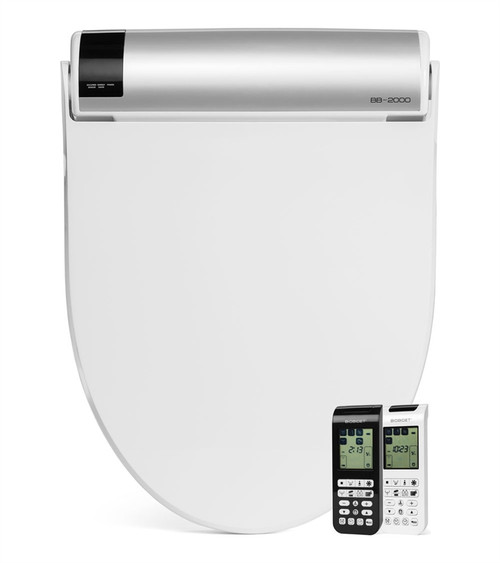 BLISS Premier Class Bidet Seat with Wireless Remote Control