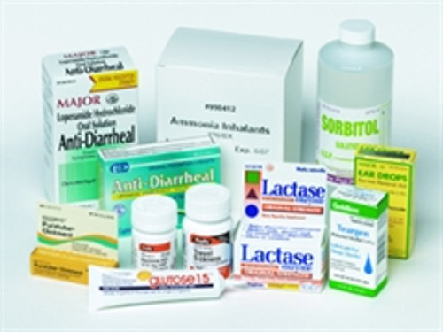 Ammonia Inhalant Ampules (Smelling-Salt)
