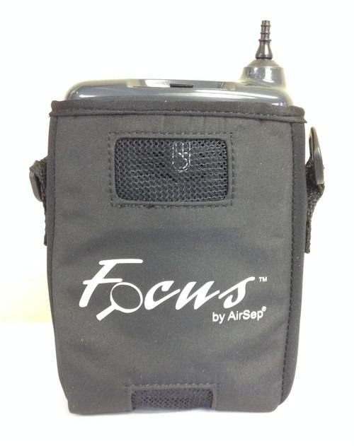 Focus Portable Oxygen Concentrator, AirSep