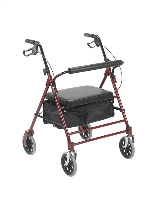 """Bariatric Rollator with 7.5"""" Wheels"""