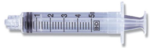 Luer Lock Tip Syringes, 5 ml