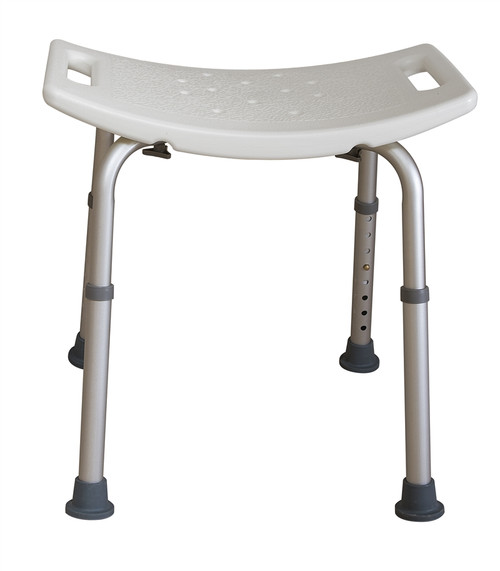 Deluxe Shower Bench with Tool Free Assembly