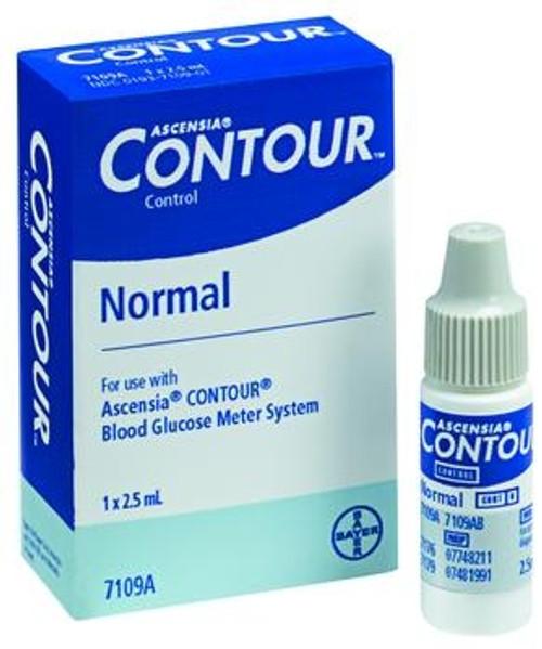 Bayer's Contour Normal Control Solution 1