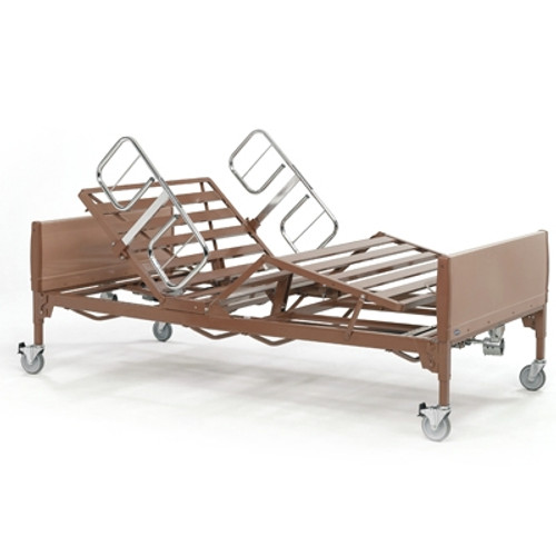 Bariatric Bed Package w/ Mattress and Rails