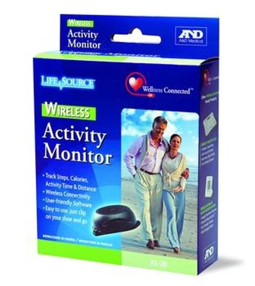 wireless activity monitor